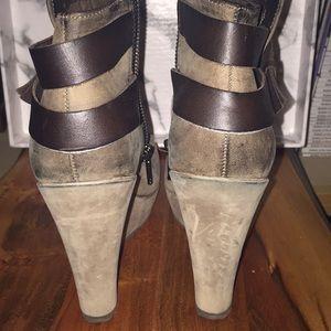 Aldo Shoes - ALDO wedge booties